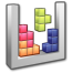 SSuite Tetris 2D are game pieces shaped like tetrominoes, geometric shapes composed of four square blocks each. A random sequence of Tetris blocks fall down the playing field a rectangular vertical shaft, called the