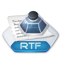 SSuite Office Software only supports fully compatible document formats like the RTF (Rich Text Document Format) and the Excel spreadsheet document format. The RTF document format is compatible with any operating system (Apple Mac, Linux, and Windows) and office suite. The RTF document format was designed from the start to be an exchangeable document format. If opened in a plain text editor you will see that it resembles html. This document format is the most supported and most compatible format to use, no matter what word processor and even operating system you use. Free SSuite Office Software and Suites.