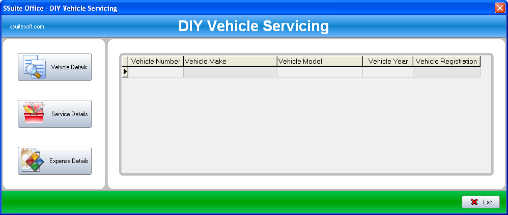 free vehicle service records