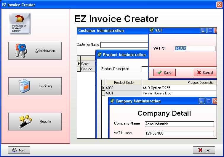SSuite Office - EZInvoice Creator 1.0 full