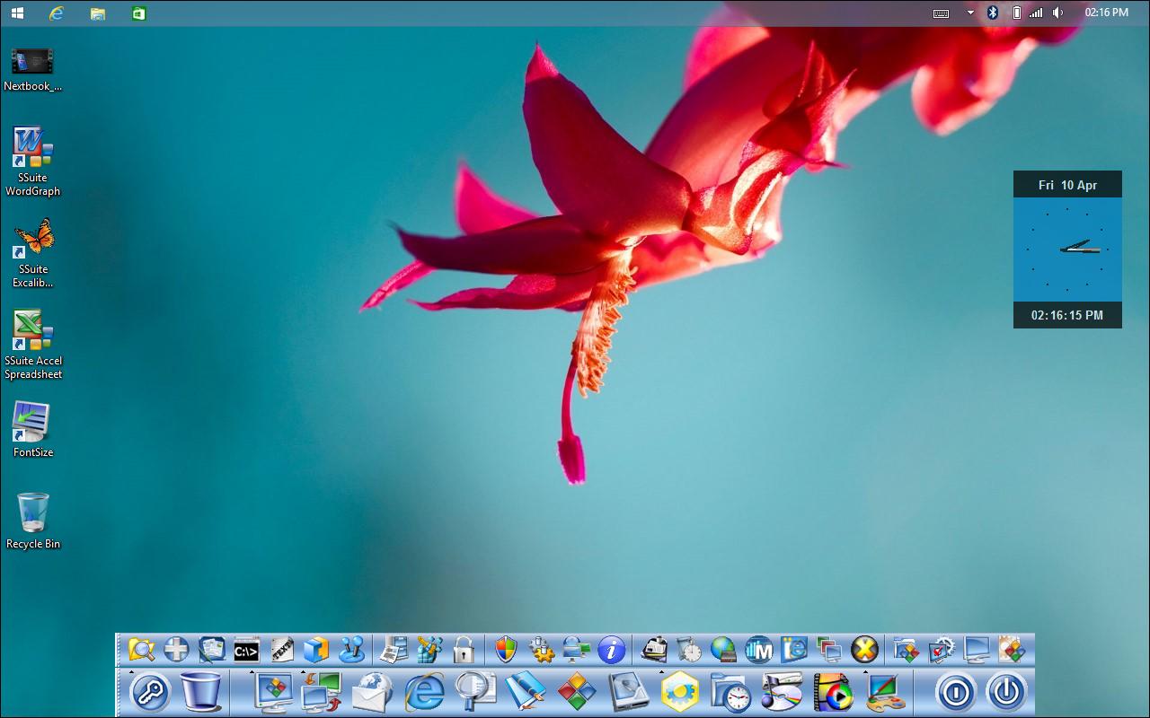 SSuite Office Excalibur Release full screenshot